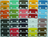 Panneau en acrylique transparent personnalisé avec des couleurs d'impression