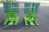 Transplanter manual do arroz do Transplanter do arroz de 2 fileiras