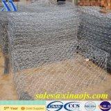Malla doble torsión galvanizada Gaviones (directo de fábrica)