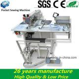 Reticolo automatizzato d'alimentazione automatico macchina per cucire delle caselle industriali
