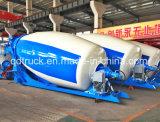 Van het de verpakkings9m3 cement van de container de mixertank