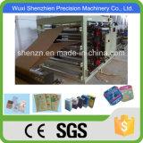 60-70 Bolsas / Min Cemento automático de la línea de producción de bolsas de papel