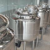 Réservoir Stirring magnétique sanitaire pour l'injection avec l'agitateur magnétique inférieur