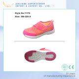 EVA Injection Fabric Upper Kids Casual School Shoes
