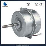 A energia conserva o motor de ventilador do capacitor para para fora o condicionador de ar da porta/capa da escala