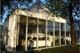 6x6m del partido del acontecimiento Carpa carpa pagoda para la ceremonia de matrimonio