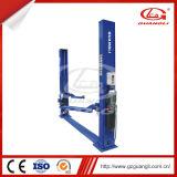 Guangli Cer ISO Cheep Auto-Aufzug des Preis-hydraulischen Pfosten-2 zwei