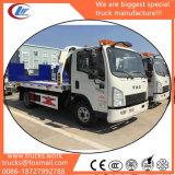 Sino HOWO 4X2 VEÍCULO de recuperação de emergência a recuperação do veículo veículo