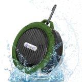Bluetooth 샤워 스피커 C6는 흡입 컵을%s 가진 Bluetooth 스피커를 방수 처리한다