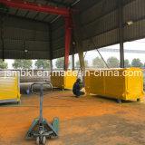 Serie insonorizzata silenziosa diesel del generatore di 200 chilowatt con il rimorchio mobile portatile (marche facoltative per il motore)