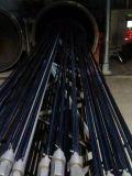 Equipo inoxidable de gran tamaño de la capa de la hoja de acero PVD