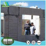 Panneau de mur concret de sandwich à la construction rapide légère ENV pour des entrepôts