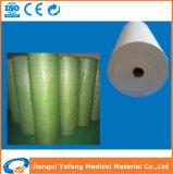 Rolo enorme absorvente descorado algodão 100% da gaze