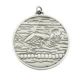 Medalha de adjudicação de badminton de alta qualidade