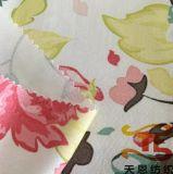 O estiramento novo da tela de matéria têxtil de China imprimiu a tela para o vestido das mulheres