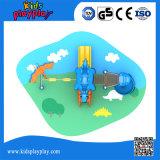 Aire de jeux pour enfants en plein air avec jeux créatifs Swingsets