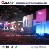 Pantalla de interior del alquiler LED para la demostración, etapa, conferencia P2.98/P3.91/P4.81/P5.95