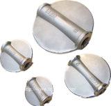 CNC Machinaal bewerken/Aluminium CNC die /5axis CNC machinaal bewerken die Delen machinaal bewerken