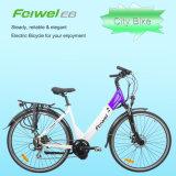 zentrales geöffneter Rahmen-elektrisches Fahrrad des Motor700c