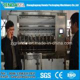 Remplissage automatique de pétrole de bouteille de plastique/animal familier/machine de remplissage
