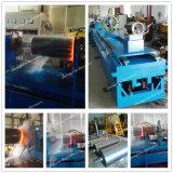 El trabajo de 4m de tipo horizontal rollos CNC Máquina de endurecimiento