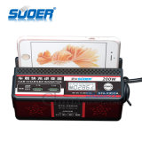 Suoer 12V 200W schnelles Auto-Aufladeeinheits-Inverter (STA-K350A)