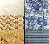 azulejo interior impermeable 200X300m m de la pared de la cocina de la impresión de la inyección de tinta 3D. 250X400m m, 300X600m m