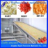 Vegetales deshidratados de pelo de la máquina de secado continuo para los productos agrícolas