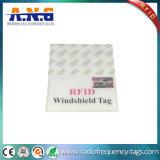 À prova de sabotagem para impressão de etiquetas RFID UHF para equipamentos Assert
