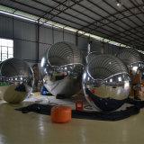 Boule miroir gonflable/ Inflatable Ball pour Publicité / décorées