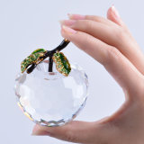 Table Decoration를 위한 60mm Crystal Apple Paperweight