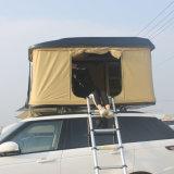 섬유유리 도로 야영 차 지붕 상단 천막 떨어져 옥외 단단한 쉘 천막