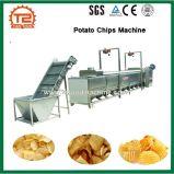 Máquina direta das microplaquetas de batata do aço inoxidável da fábrica automática
