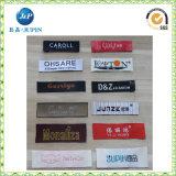 Etiqueta de tecido de etiqueta de lavagem de lavagem Etiqueta de tecido personalizado (JP-CL144)