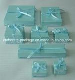 Caja de empaquetado modificada para requisitos particulares de la joyería de papel