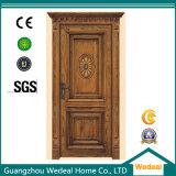 Porte d'intérieur en bois sur mesure pour projets