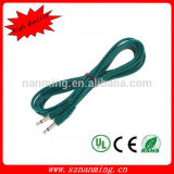 3.5mm Mono Jack Patch Cable para Sistemas Modulares