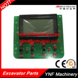 LCD van de Delen van het Graafwerktuig van Kobelco sk-6e het Comité Yv59s00003f2 van het Scherm van het Glas
