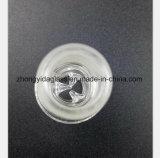 De transparante Pijp van het Glas van Mannetje 14.5mm, 18.8mm de Toebehoren van de Waterpijp