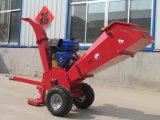 13.5HPブリッグズ及びStrattonエンジンの製造業者からの木製のシュレッダーのログの砕木機