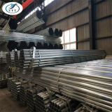 Tubo 4 nel prezzo galvanizzato la Cina del tubo d'acciaio