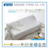 2017 populares el bambú desmenuzado almohada de espuma de memoria