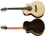 Aiersi Master уровня ручной работы дважды сверху акустическая гитара