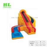 空気堅いプールが付いている膨脹可能なスライドをカスタマイズしなさい