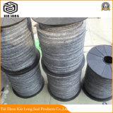 L'imballaggio con autolubrificante, coefficente della fibra del carbonio di attrito è piccolo e resistente all'uso; Resistenza di temperatura