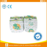 Tecidos coloridos do bebê com as fitas da mágica em Quanzhou