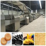 En acier inoxydable entièrement automatique électrique Biscuit de ligne de production