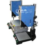 使用された超音波のプラスチック溶接の機械装置