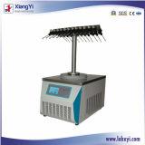Mini piccola asciugatrice dell'essiccatore di gelata di vuoto del laboratorio della Banco-Parte superiore (liofilizzatore)