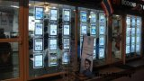 Travando o Crystal Publicidade Caixa de Luz